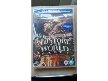 History of the world del 1 Mel Brooks DVD ny i plast - Solna - History of the world del 1 Mel Brooks DVD ny i plast - Solna