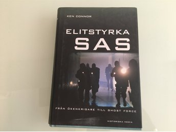 ELITSTYRKA SAS, Ken Connor