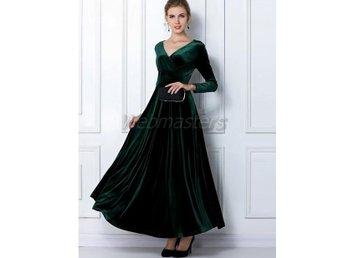 Kofta Kimono Lång - Svart Stl. L (292307371) ᐈ Webmasters på Tradera e8306f0850a29