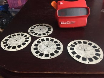 View-Master  View Master  3D  101 DALMATINER