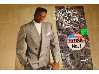 Bobby Brown - Don`t Be Cruel (LP)
