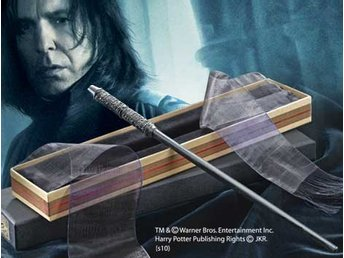 Harry Potter Trollstav Professor Snape