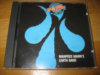 MANFRED MANN'S EARTH BAND - Nightingales & bombers CD 1975