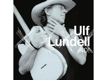 Lundell Ulf: 40! 1975-2015 (2 CD)