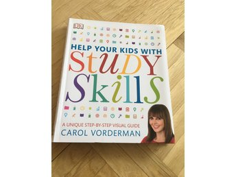 Help Your Kids with Study Skills A Unique Step-by-Step Visual Guide
