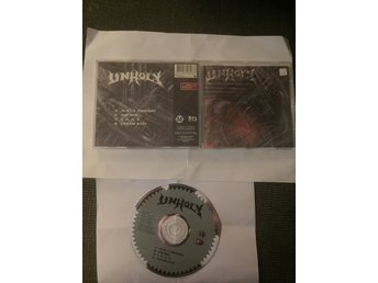 Unholy - Abused (Cd)