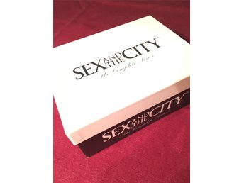 Sex and the city the shoe box complete