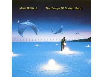 Oldfield Mike: The songs of distant earth 1994 (CD)
