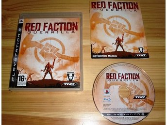 PS3: Red Faction Guerilla