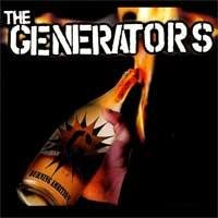 Generators - Burning Ambition CD NY - FRI FRAKT