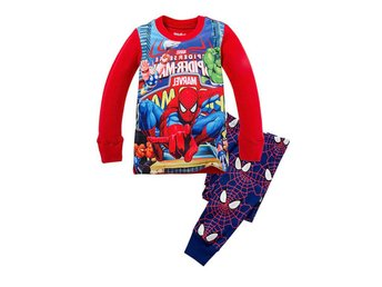 Pyjamas Spiderman Strlk 100