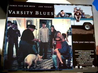VARSITY BLUES James Van Der Beek,Jon Voight ÅR 1999 FOTO   3