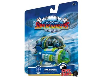 Skylanders Superchargers (Vehicle) Dive Bomber