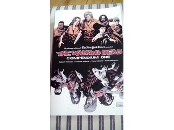 The Walking Dead - Compendium One, Del 1-48 U.S  (Engelsk) Bra skick