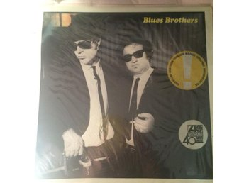 LP skiva Blues Brothers