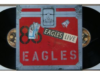 Eagles – Eagles Live – LP2