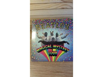 THE BEATLES DEP 1967 MAGICAL MYSTERY TOUR