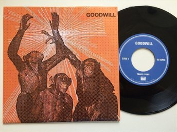 GOODWILL  travel song / vintage man