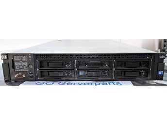 "HP Proliant DL380 G7 2xE5640 24GB 6x3,5"" P410i 2xPSU"