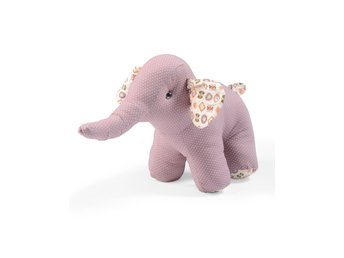 Smallstuff - Fabric Large Elefant - Rose