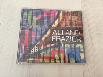 ALI AND FRAZIER - UPTOWN TOP RANKING. (CD SINGEL)