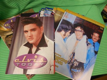 Elvis the king The offical Elvis magasin rockabilly