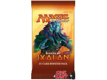 Magic Rivals of Ixalan Booster Pack