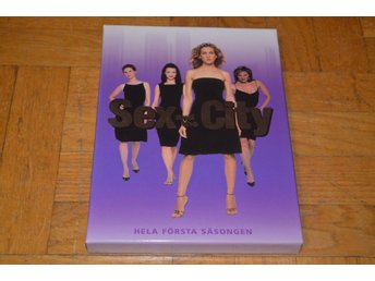 Sex And The City - Hela Säsong 1 - 2-Disc - DVD