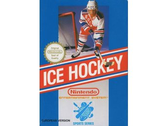 Ice Hockey - NES - Komplett