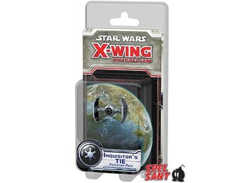 Star Wars X-Wing Miniatures Game Inquisitors Tie Expansion