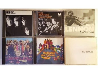 14st CD The Beatles