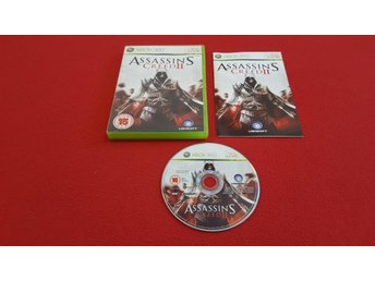 ASSASSINS CREED 2 II till Xbox 360