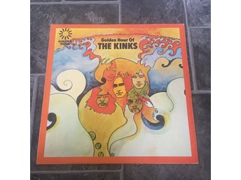 THE KINKS - GOLDEN HOUR OF. (MVG LP)