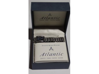 "A beautiful watch for a lady ""Atlantic Seamoon"" SWISS MADE. Quartz."