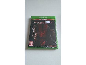 Metal Gear Solid 5 The Phantom Pain - Xbox One