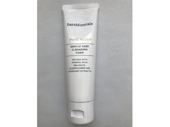 Bareminerals pure plush deep cleansing foam NY!
