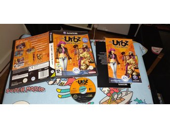 The Urbz: Sims in the City till GameCube! 1kr