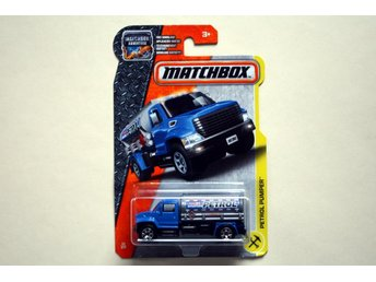 Matchbox - International Petrol Pumper