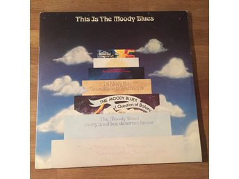 THE MOODY BLUES- THIS IS THE MOODY BLUES. (2LP)