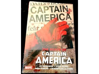 Captain America, The Death of...  - Marvel omnibus  - sealed ny
