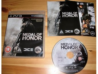 PS3: Medal of Honor