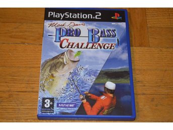 Mark Davis Pro Bass Challenge Playstation 2 PS2