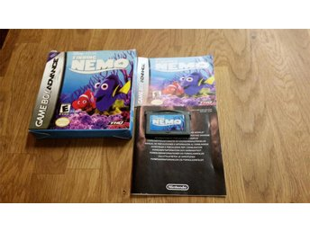 FINDING NEMO GBA