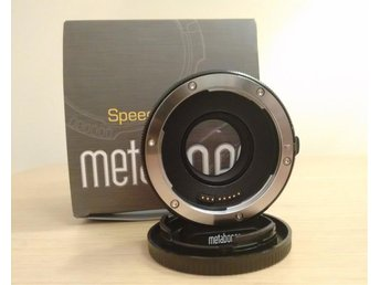 Metabones Speed Booster Canon EOS EF to Micro Four Thirds M4/3