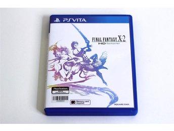 Final Fantasy X-2 - PS Vita JRPG - Falun - Final Fantasy X-2 - PS Vita JRPG - Falun
