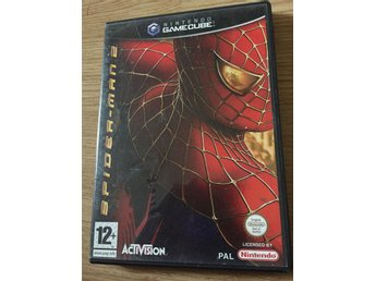 Gamecube Spider-man 2