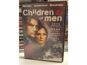 Children Of Men - DVD - Våmhus - Children Of Men - DVD - Våmhus