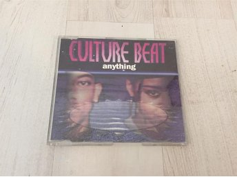 CULTURE BEAT - ANYTHING. (CD)