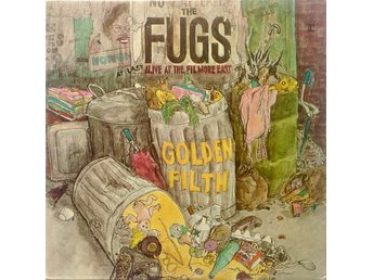 The Fugs  Golden Filth Alive at the Filmore east