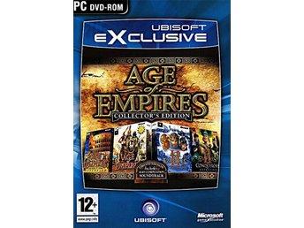 Age of Empires Collectors Edition - Arbrå - Age of Empires Collectors Edition - Arbrå